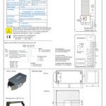 Sensorik Austria - FSA 42-30 - Datenblatt