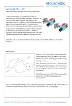 Sensorik Austria - SensoWeb LB - Datenblatt