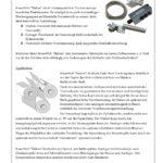 Sensorik Austria - SensoWeb Slalom - Datenblatt
