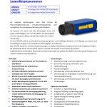 Sensorik Austria - Laserdistanzmessgerät LDM41/42 - Datenblatt