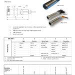 Sensorik Austria - EFS 2000 - Datasheet