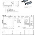 Sensorik Austria - FSP30-6-30-7 - Datasheet